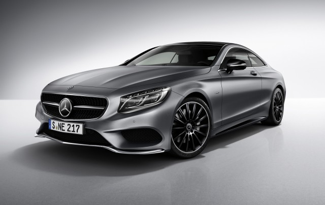 2018 Mercedes Benz S Cl Coupe Night Edition