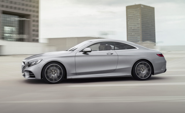 2018 Mercedes-Benz S-Class Coupe