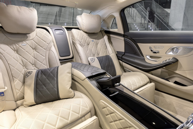 2018 Mercedes-Maybach S560 4Matic