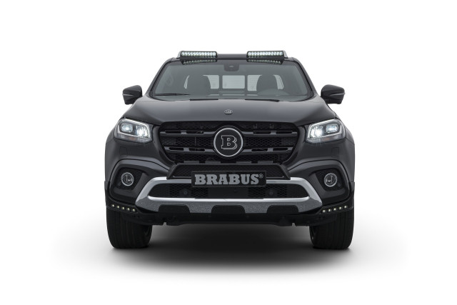 2018 Mercedes-Benz X-Class by Brabus