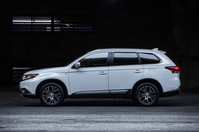 Locate Mitsubishi Outlander Listings Near You