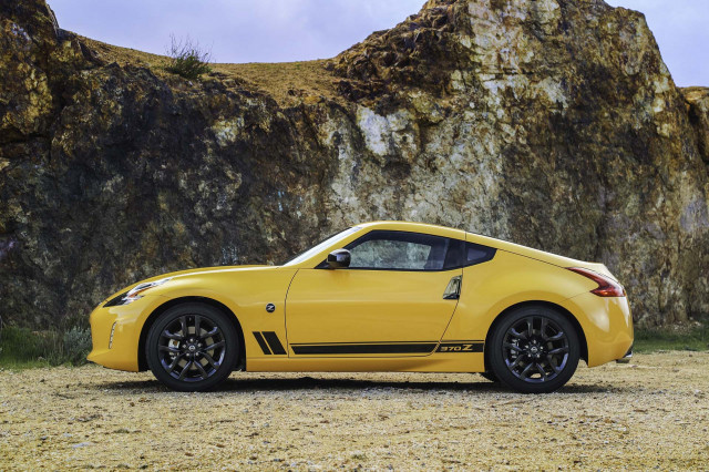 2018 Nissan 370z Review Ratings Specs Prices And Photos The