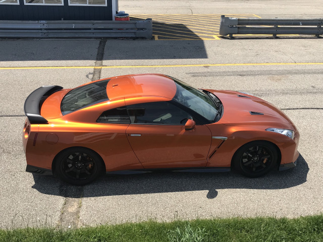 2018 Nissan Gt R Track Edition Gingerman Raceway May 2018