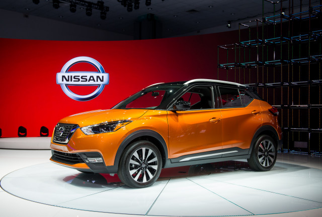 2018 Nissan Kicks, 2017 Los Angeles Auto Show