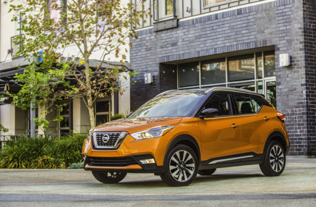 2018 Nissan Kicks smashed into walls, earns IIHS Top Safety Pick award