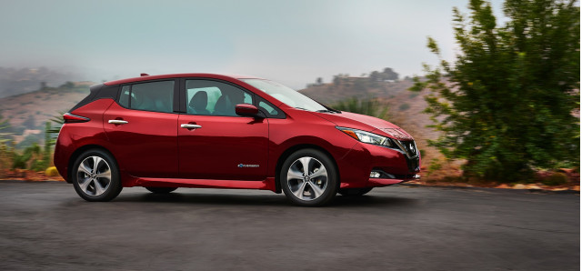 Looking At Leases On 2018 Nissan Leaf Electric Car How Do They