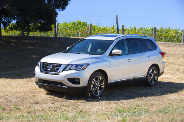 215,000 Nissan crossover SUVs and sedans recalled over fire risk