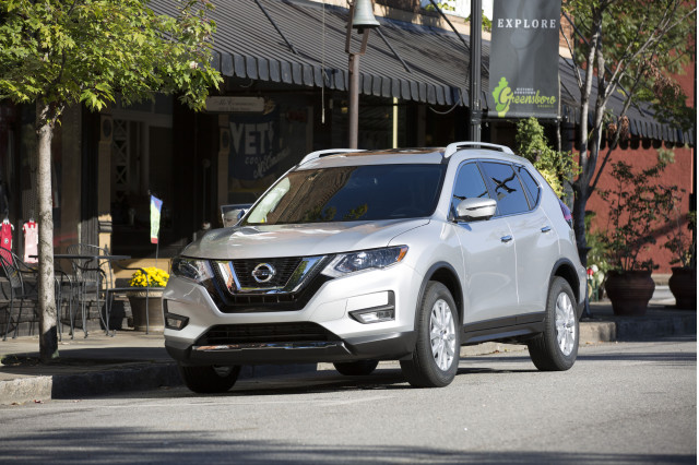 New And Used Nissan Rogue Prices Photos Reviews Specs