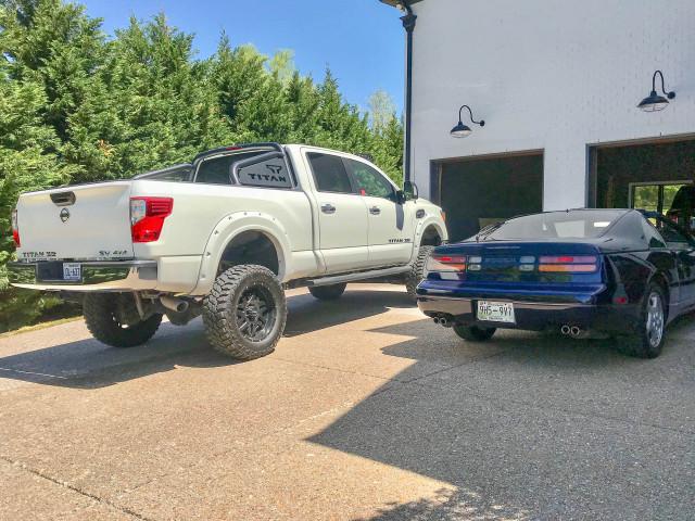 2018 Nissan Titan XD,