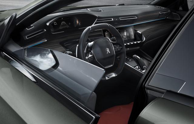 2018 Peugeot 508 SW
