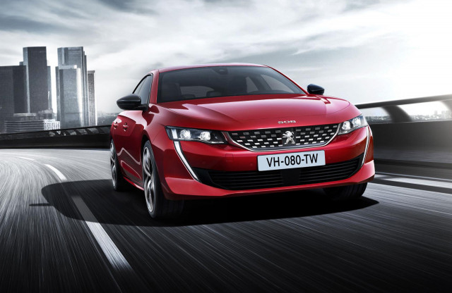 All-new 2018 Peugeot 508 saloon: what you need to know