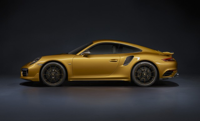 2018 Porsche 911 Turbo S Exclusive Series