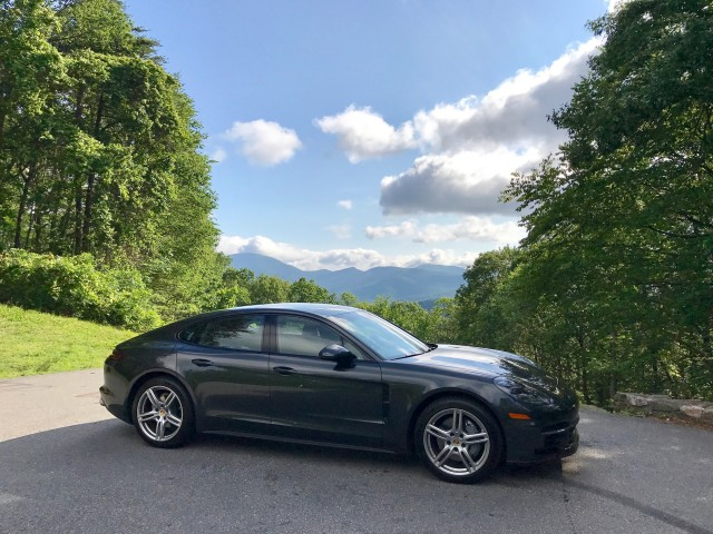 2018 Porsche Panamera 4s First Drive Review The Quiet Heretic