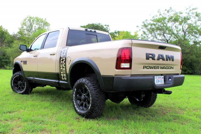 2018 Ram 2500 Power Wagon Mojave Sand
