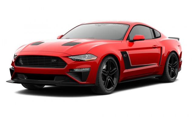 Roush JackHammer Ford Mustang Makes a Pavement-Punishing 710 Horsepower