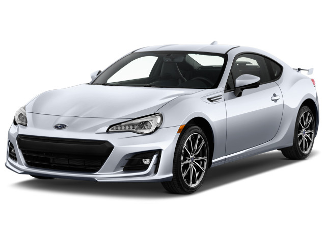 2018 Subaru BRZ Limited Manual Angular Front Exterior View