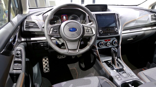 2018 subaru crosstrek interior. perfect subaru 2018 subaru crosstrek 2017 geneva auto show throughout subaru crosstrek interior r