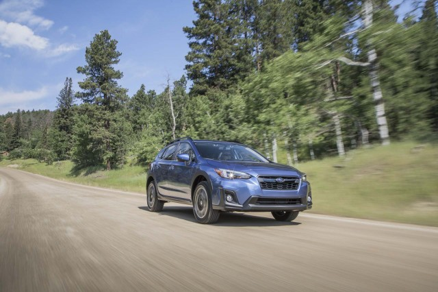 Subaru introducing 2019 Crosstrek plug-in hybrid with Toyota Hybrid System
