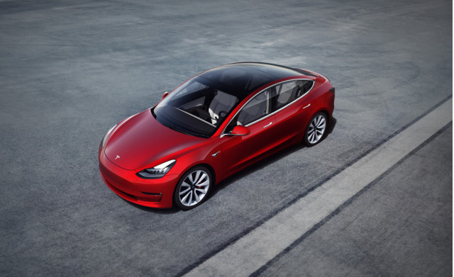 Green Car Reports Best Car To Buy 2019: Tesla Model 3