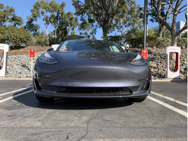 2018 Tesla Model 3 first drive review: This is the future