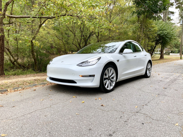 2018 Tesla Model 3 Long-Range RWD