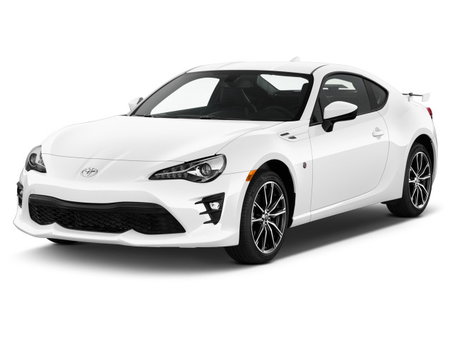 2018 Toyota 86 GT Auto (Natl) Angular Front Exterior View