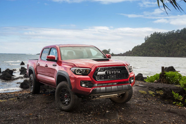 New And Used Toyota Tacoma Prices Photos Reviews Specs