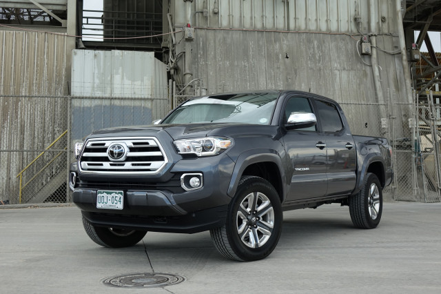 2018 Toyota Tacoma Review Update: The Right Place At The Right Time