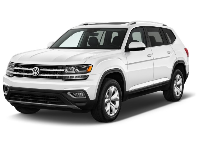 Volkswagen Gti Vr6 Specs >> 2018 Volkswagen Atlas (VW) Review, Ratings, Specs, Prices, and Photos - The Car Connection