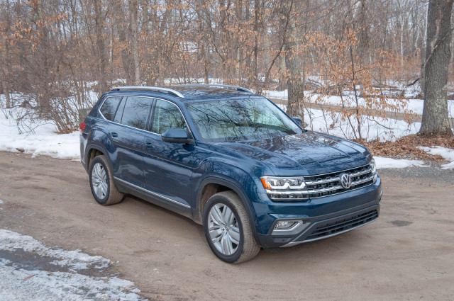 8,400 VW Atlas SUVs and VW Passat sedans recalled over loose brake parts