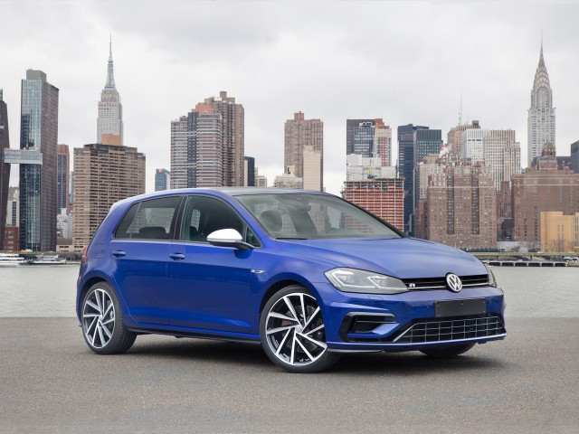 2018 Volkswagen Golf R First Drive Review No Juvenile