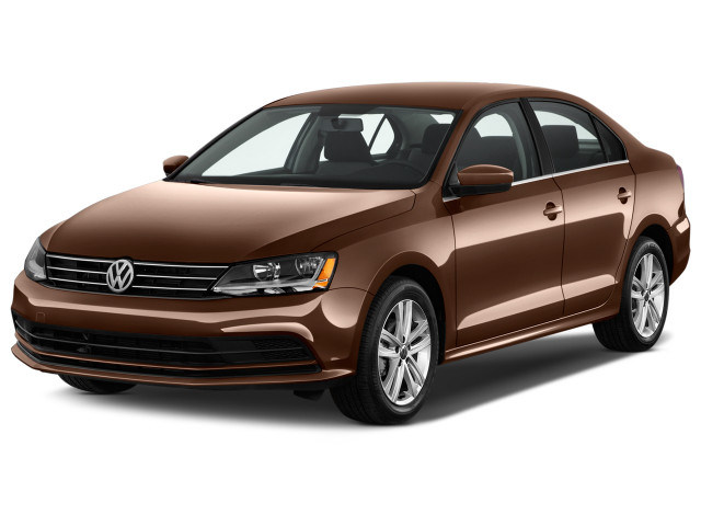 2018 Volkswagen Jetta 1.4T S Auto Angular Front Exterior View