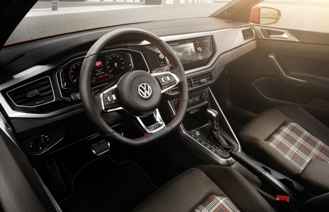 2018 volkswagen polo revealed gti packs 197 horsepower