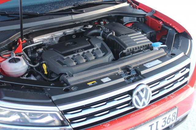vw  roll  particulate filters  gasoline engines  year