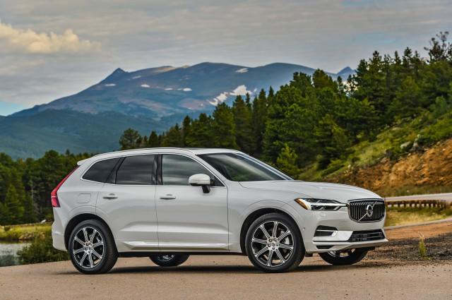 Audi Q Vs Volvo XC Compare Cars - Volvo xc60 invoice price