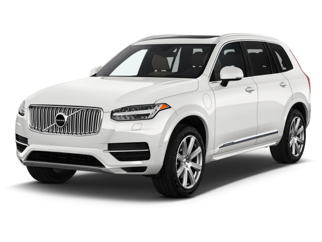 2018 Volvo Xc90 Review Ratings Specs Prices And Photos The Car