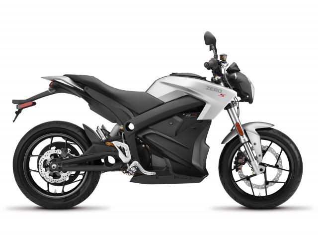 2018 Zero S Electric Motorcycle