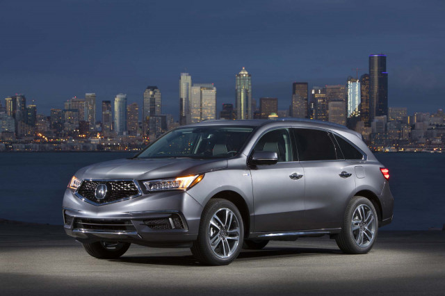 Acura MDX luxury crossover is $100 more expensive for 2020