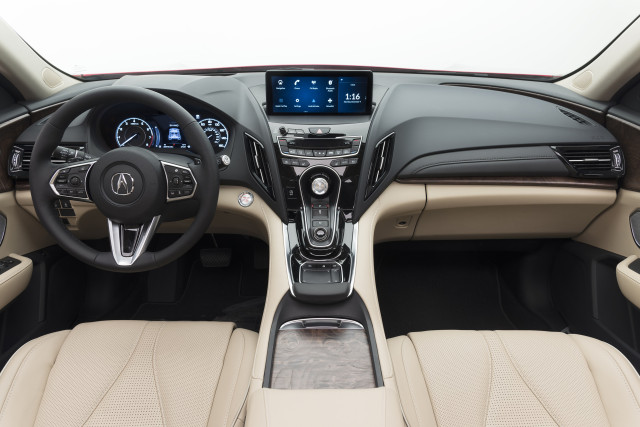 All-New 2019 Acura RDX Gains Advanced Safety Systems, Turbo Power