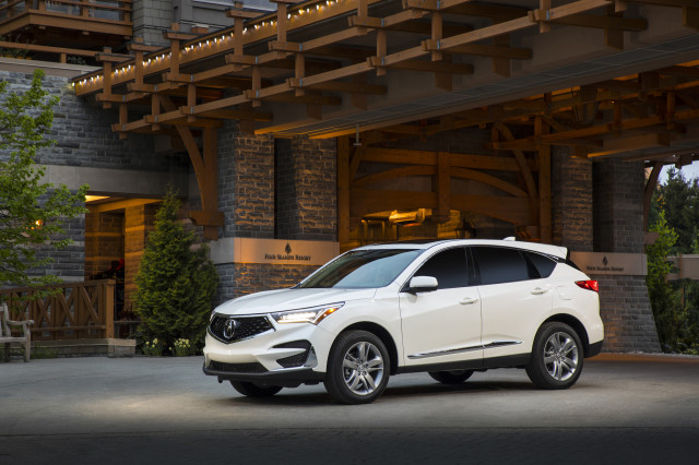 2020 Acura RDX crossover SUV launches for $38,595
