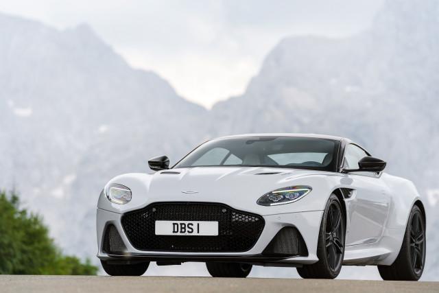 Aston martin press release ipo