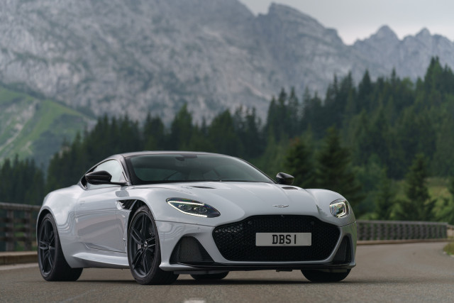 2019 Aston Martin Dbs Superleggera First Drive Review Dead Serious