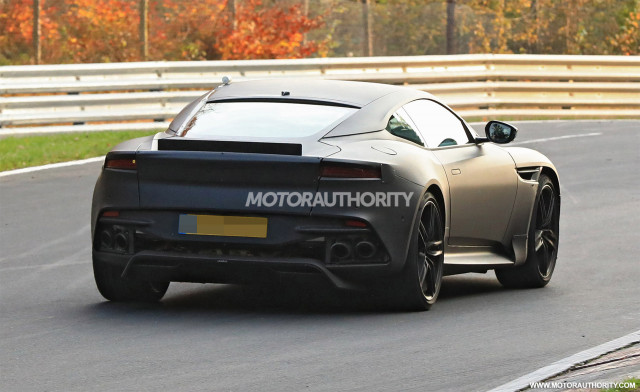 Aston Martin Revives DBS Name For Vanquish Replacement - Aston martin db