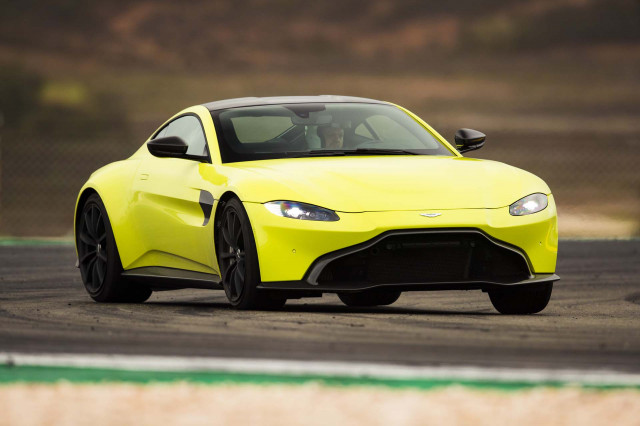 Aston Martin Shares Start Trading At 24 Value Company At 5 6b