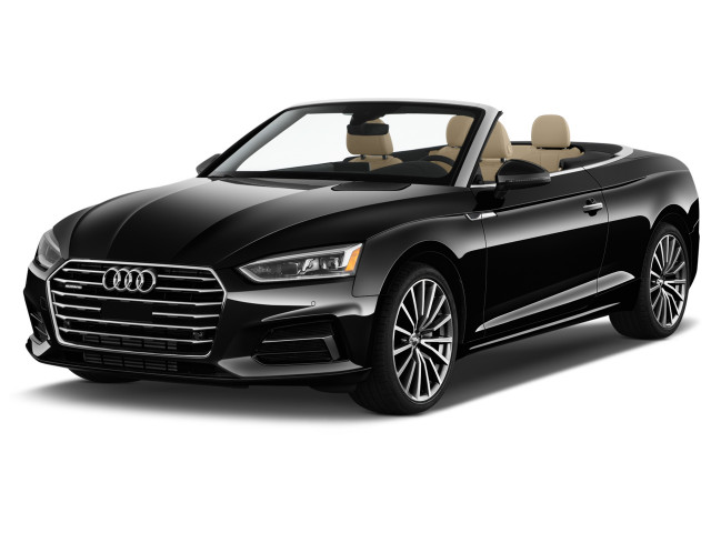 2019 Audi A5 2.0 TFSI Premium Plus Angular Front Exterior View