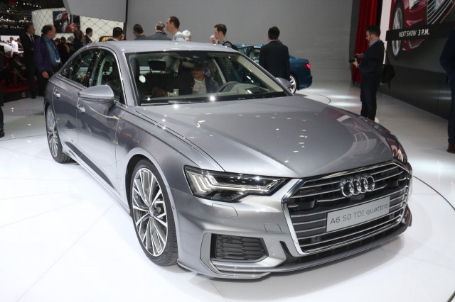 Audi A To Make US Debut At New York Auto Show Car News - What company makes audi cars