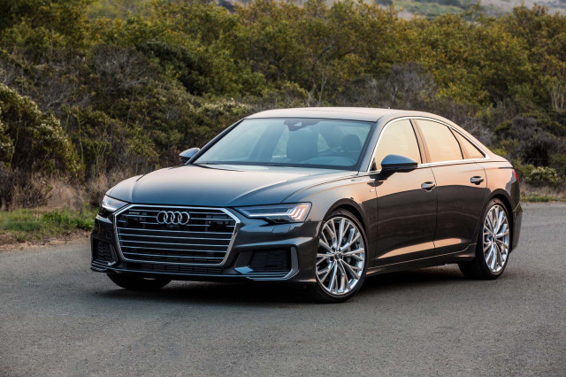 2019 Audi A6 Vs Bmw 5 Series Cadillac Cts Jaguar Xf Mercedes Benz