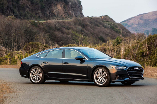 2019 Audi A7 Review Ratings Specs Prices And Photos The Car