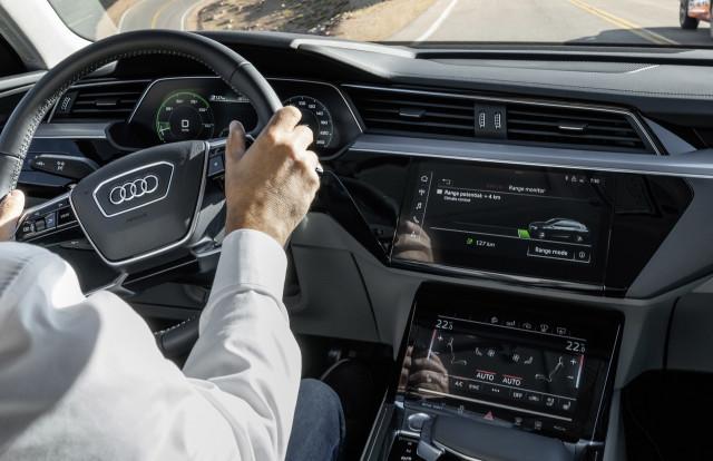 Audi Etron Enters Production Full Reveal Coming Sept - Audi etron