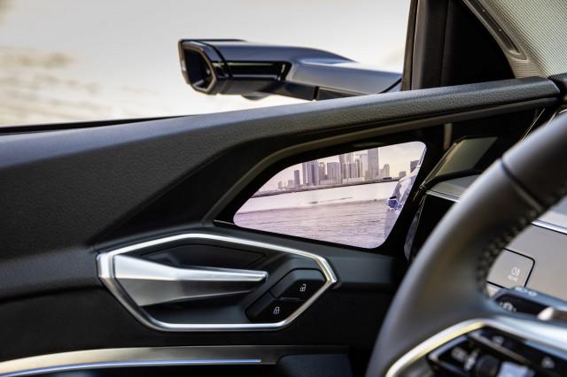 2019 Audi E Tron First Drive Abu Dhabi Uae December 2018